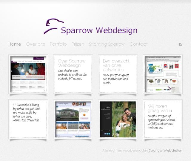 Sparrow Webdesingn