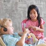 Muziek luisteren | Familie Pijper